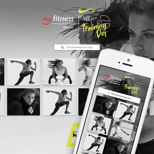Nike+ Training Day galerii