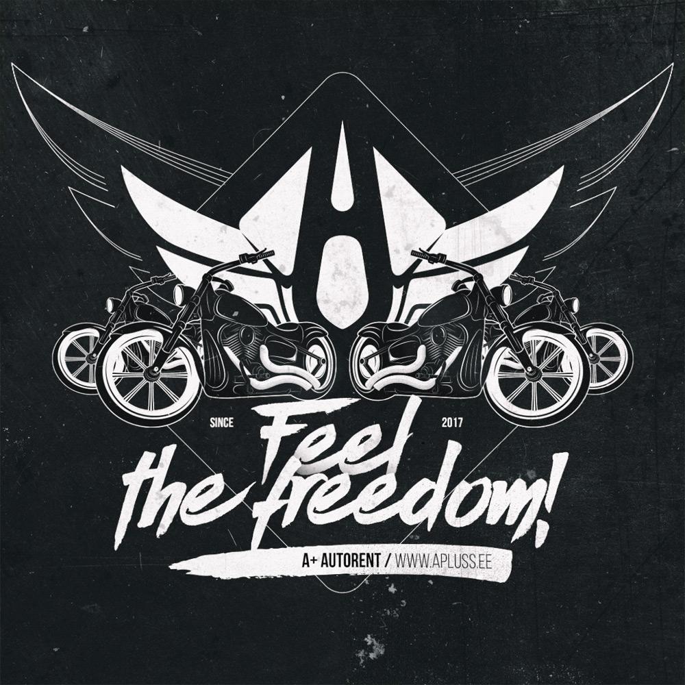 Feel the freedom!